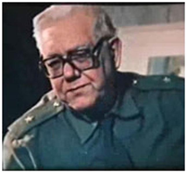 Востоков Е. И., генерал, искусствовед